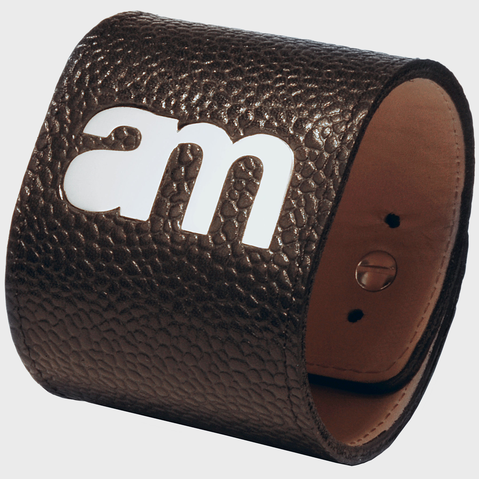 Armband Silbereinlage - Max Grün - RINGKING