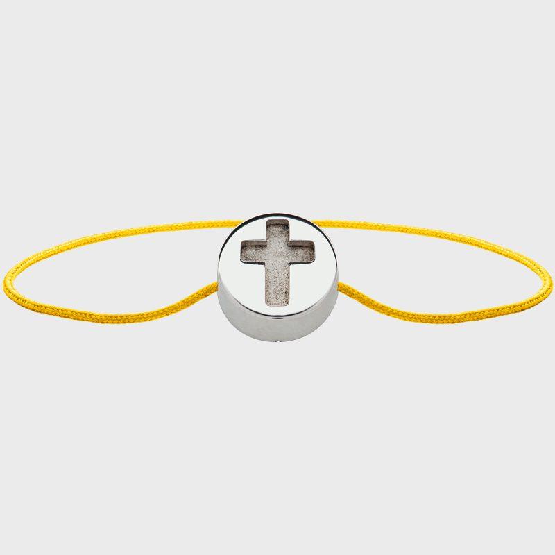 Armband Kreuz - Max Grün - RINGKING