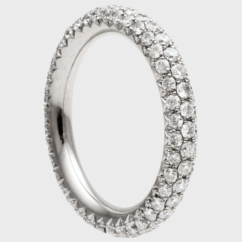 Micro Pavé Ring - Max Grün - RINGKING
