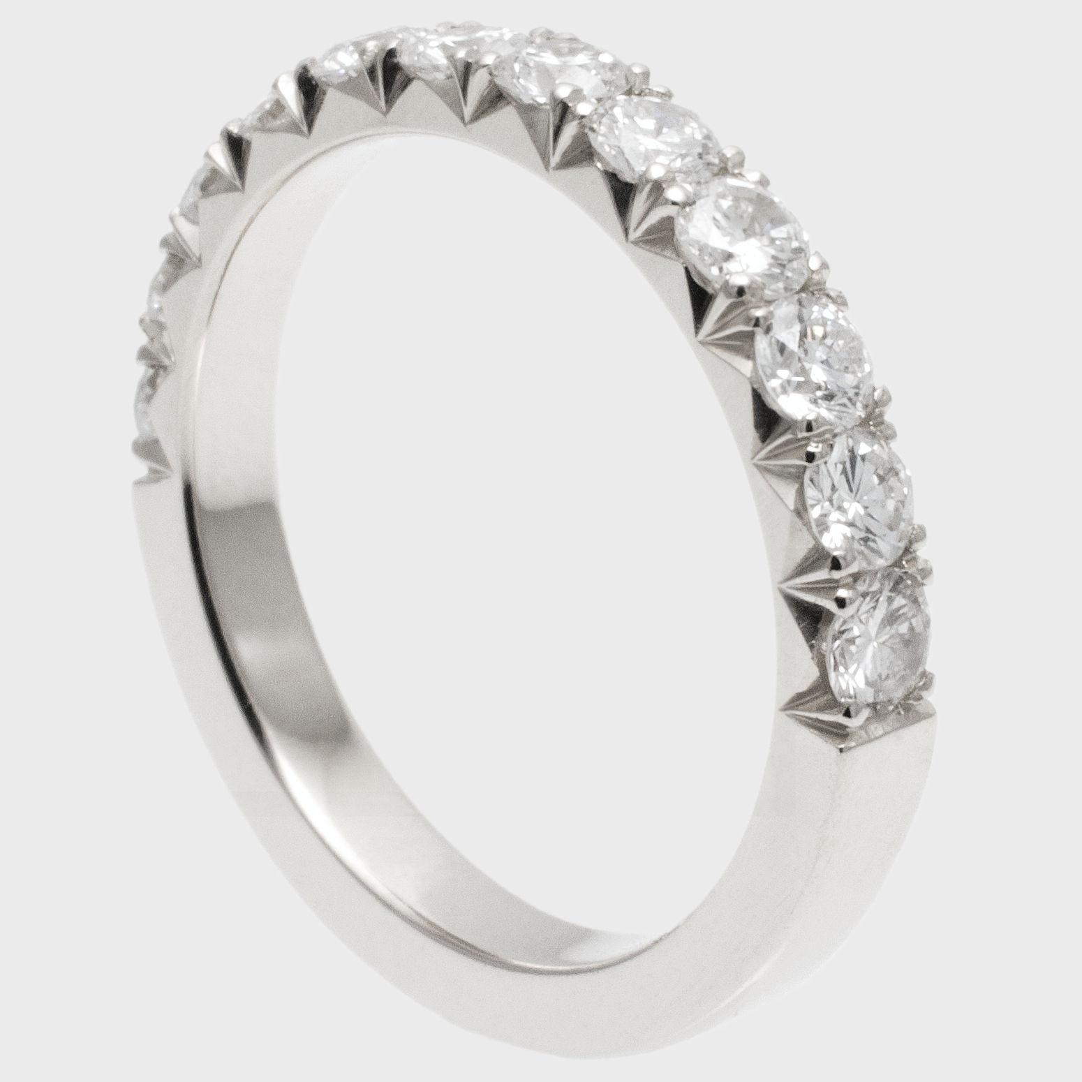 Halfmoon Diamanten - Max Grün - RINGKING