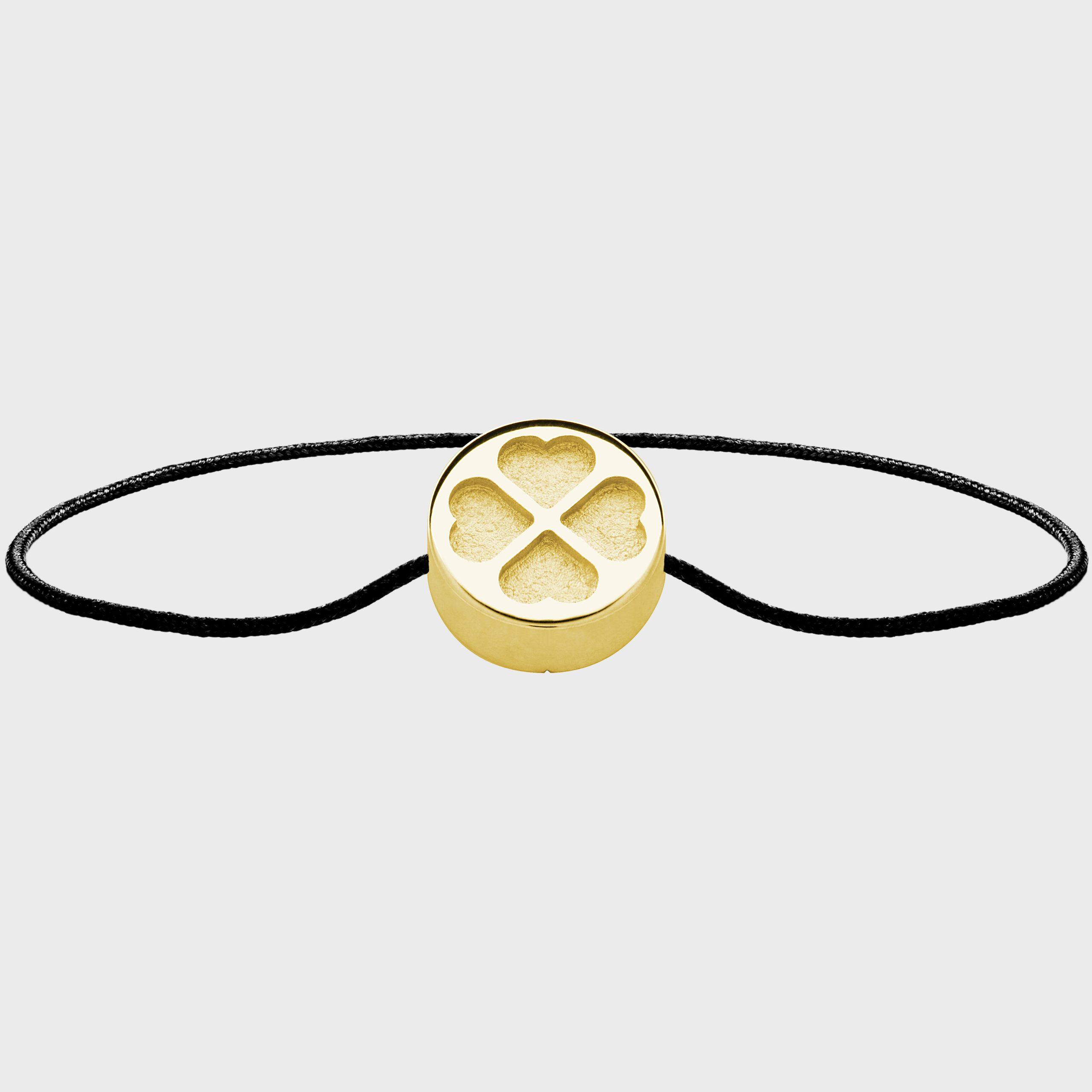 Armband Glücksklee - Max Grün - RINGKING