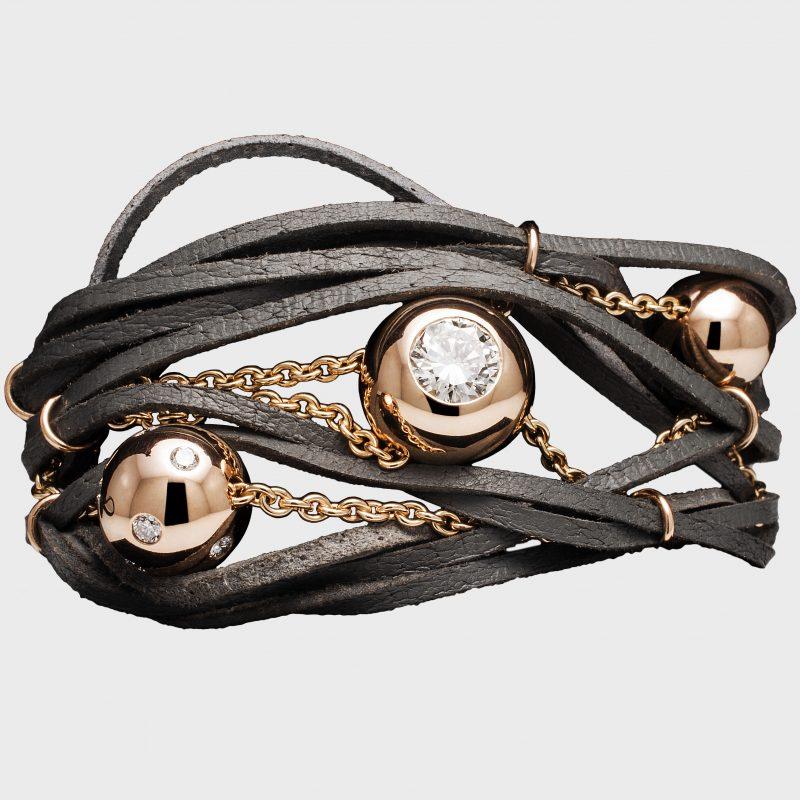 Armband Kugel - Max Grün - RINGKING