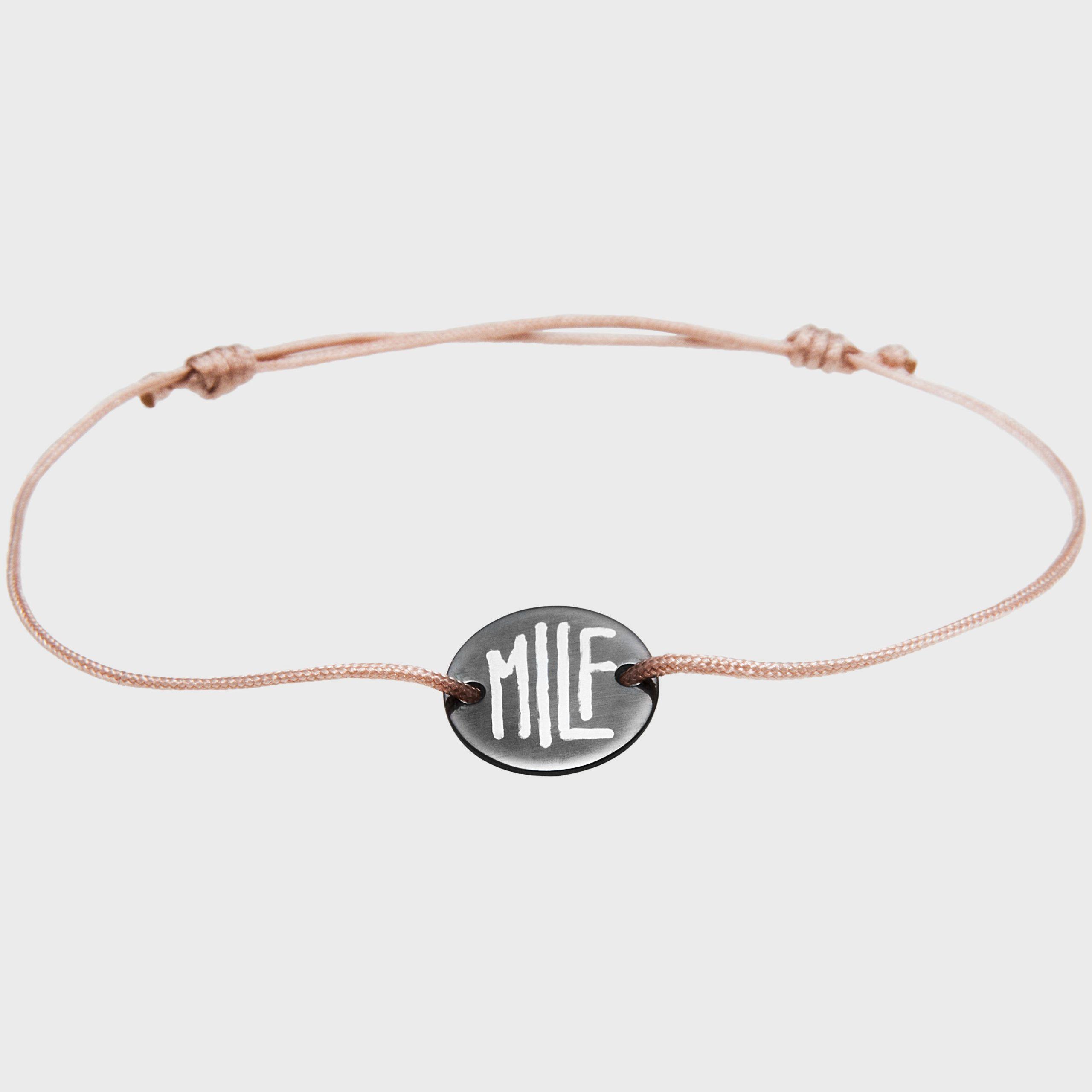 Armband MILF - Max Grün - RINGKING
