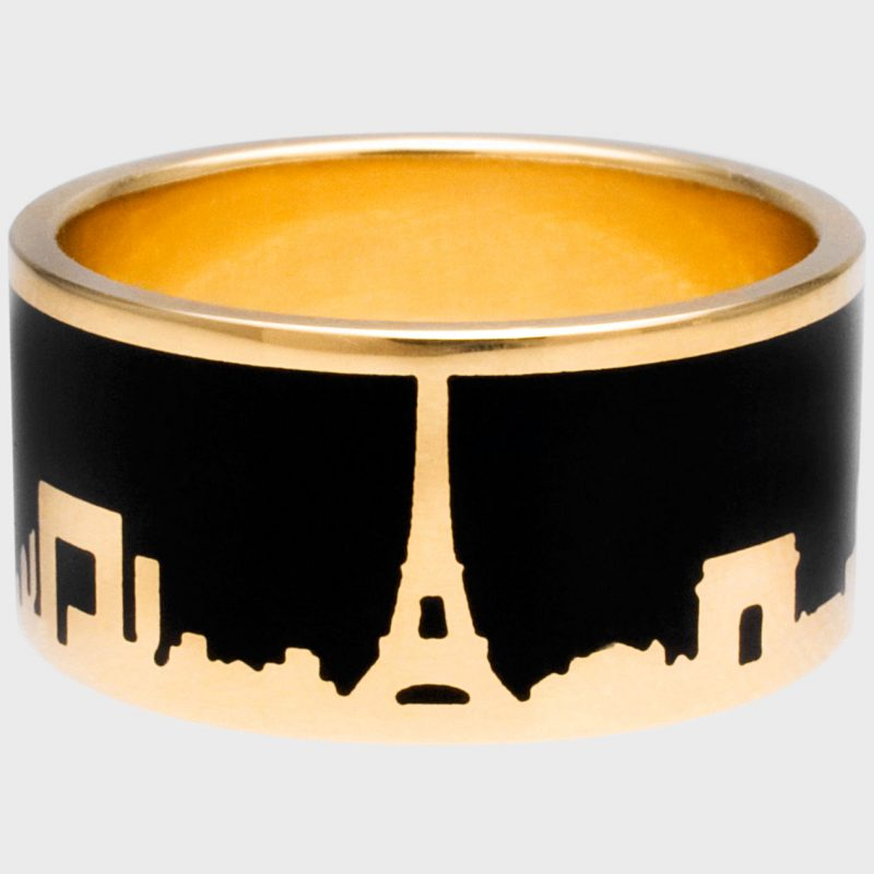 Paris Skyline Ring - Max Grün - RINGKING