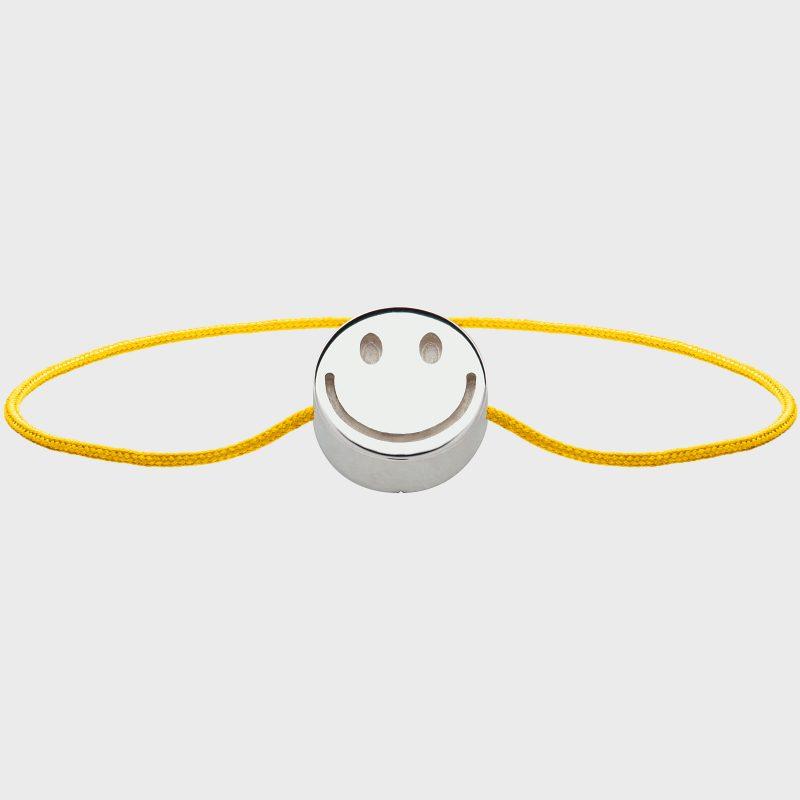 Armband Smiley - Max Grün - RINGKING