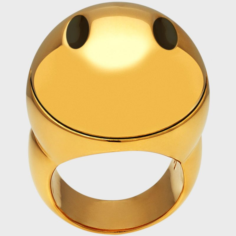 Smiley Ring - Max Grün - RINGKING