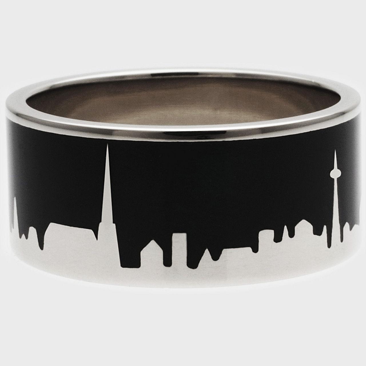 Wien Skyline Ring - Max Grün - RINGKING